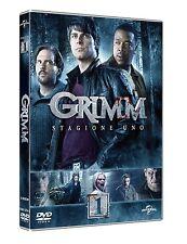 Grimm - Stagione 1 (6 DVD) - ITALIANO ORIGINALE SIGILLATO-