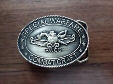Fast Boat Guys- SWCC On Time On Target Never Quit Special Warfare Combat Craft