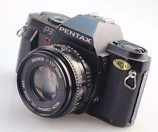 PENTAX P3 35mm SLR Film Camera + 50mm Lens