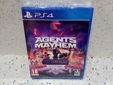 """Agents of Chaos (PS4) """"NEW"""""""