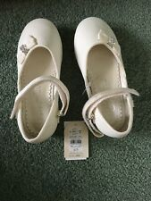 Girl bridesmaid shoes, BHS, brand new, still has tag, Ivory, size 7