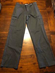 Dickies Women's Gray Cargo Pants 12R