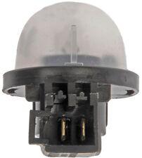License Lamp Lense Dorman 68191 fits 06-12 Suzuki Grand Vitara