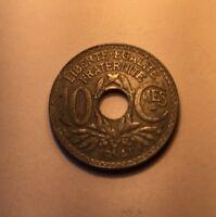 10 Centimes Lindauer 1941 N1