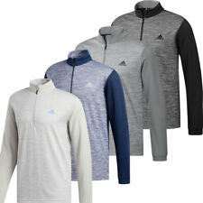 adidas Golf Mens Climalite Core Layering 1/4 Zip Sweater Pullover / NEW 2020