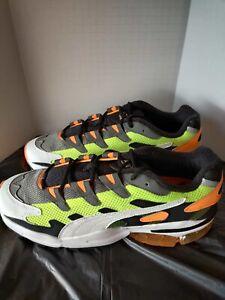 Puma Cell Alien OG Yellow Alert Sneakers 369801-07 Men's Size 12