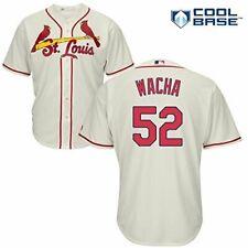 Michael Wacha St. Louis Cardinals #52 MLB Youth Alternate Jersey Ivory Majestic