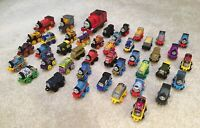 Mixed Lot of 43 Thomas & Friends Train Minis Toy Figures Tank Engines Mattel