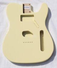 Eden Standard Series Alder Wood Body for Telecaster Guitar Vintage White