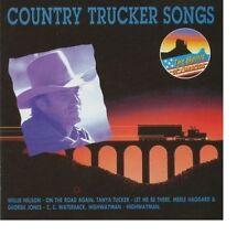 Country Trucker Songs WILLIE NELSON HIGHWAYMEN MERLE HAGGARD JOHNNY CASH BANDY