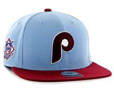 MLB Philadelphia Phillies '47 Sure Shot Mens Snapback Hat