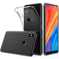 Handy Case für Xiaomi Mi Mix 2s Hülle Transparent Schutz Tasche Handyhülle Cover