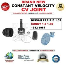 FOR NISSAN PRAIRIE 1.5S SUNNY 1.5 1.7D 1982-1987 CONSTANT VELOCITY CV JOINT