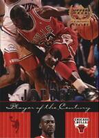 1999 Upper Deck Century Legends Basketball #89 Michael Jordan Chicago Bulls