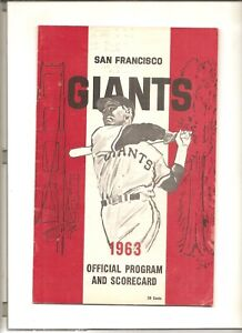 1963 San Francisco Giants vs. Pittsburgh Pirates program, Clemente homer