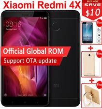 "Original 5"" Xiaomi Redmi 4X 32GB Snapdragon 435 Octa Core 4100mAh MIUI8 Touch ID"