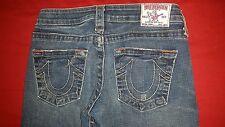 True Religion Bobby Women's Bootcut Jeans size 27, inseam 32