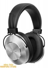 Pioneer SE-MS7BT Bluetooth Wireless Headphone Silver from JAPAN F/S tracking