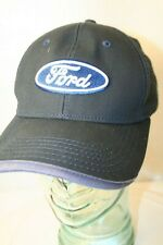 Ford Est.1903 Officially Licensed Adjustable Dad Cap Hat black Navy white patch
