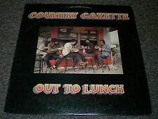 Country Gazette~Out To Lunch~Flying Fish Records FF027~FAST SHIPPING
