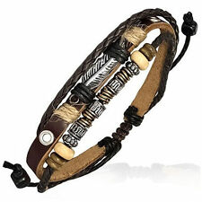 Leather Urban Male Jewellery for Men