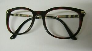 burberry - b 2255-q glasses frame brown