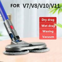 Electric Wet Dry Mop Head Replacement For Dyson V7 V8 V10 V11 Vacuum Cleaner