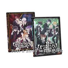 Diabolik Lovers: Complete Anime Series Seasons 1 & 2 More Blood Box / DVD Set(s)