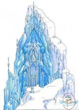 Disney Frozen Village Elsa Ice Palace Figure by Enesco