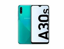 Samsung A307 Galaxy A30s 128GB Dual SIM green No Brand 2 anni garanz Nuovo