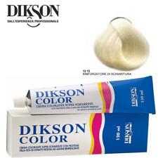 DIKSON COLOR #12 12 Rinforzatore Schiaritura Biondo Colore Tinta Capelli Tinta
