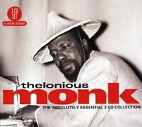 Thelonious Monk - The Absolutely Essential 3CD Collection