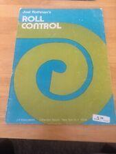 Joel Rothman's ROLL CONTROL 1976