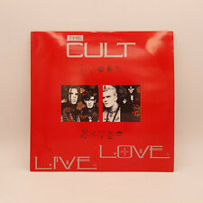 The Cult [Bootleg], Love Live (2 Records)