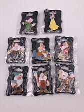 Disney: 60th Diamond: Snow White and the Seven Dwarfs Set of 8 LE 250 Pin (L2)