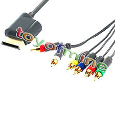 Hot sales Component HD AV VGA Audio Video HD TV Monitor Cable Lead For XBOX360