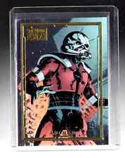 MARVEL Universe LIMITED 75TH GOLD EDITION #28 Ant-Man card 63/75