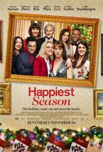 "Happiest Season Movie Art Poster 18x12 30x20 36x24"""