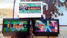 Ninja Ryukenden / Gaiden 1,2,3 Famicom NES Cartridge Set Japan
