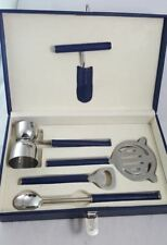 Stainless Steel Bar Tool Set (T)