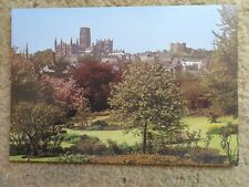 .J.ARTHUR DIXON.POSTCARD.OF DURHAM CATHEDRAL AND CASTLE.PHOTO B.GADSBY..