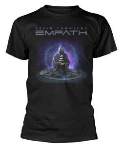 Devin Townsend 'Meditation' (Black) T-Shirt - NEW & OFFICIAL!