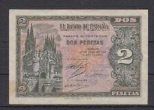 EDIFIL 429a.  2 PTAS 30 DE ABRIL DE 1938   SERIE D.