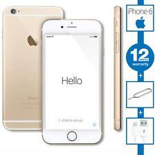 Apple iPhone 6 GOLD 64 GB Sbloccato SIM Gratis Smartphone BUONE CONDIZIONI REGNO UNITO
