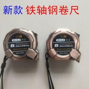 Waterproof Nylon Steel Tape Measure Resistance To Fall Distance Measuring Tape