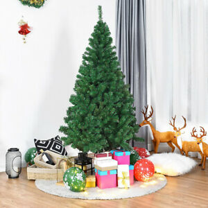 3FT 90CM Artificial Christmas Tree Pine Decorated Xmas Home Decor Decorations UK