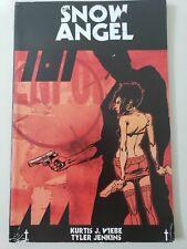 Arcana Studio Presents Snow Angel Tpb 2010 1St Print! Red Hot! Tyler Jenkins Art