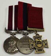 Superb Set of 3 Full Size Replica World War 1 Service Medals. Victoria Cross