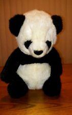 Riccardo Chiavetta Plush Baby Animals Panda Bear Cub Avanti NWT Italy Jockline