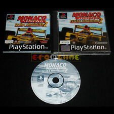 MONACO GRAND PRIX RACING SIMULATION 2 Ps1 Versione Ufficiale Italiana » COMPLETO
